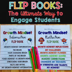 Are you looking for new, easy, fun ways to engage your students in meaningful activities? Interactive flip books are your answer!