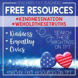 Free activities for teaching kindness in the classroom in addition to teaching materials designed to promote kindness and compassion free products with the following themes can also be found fandeluxe Images