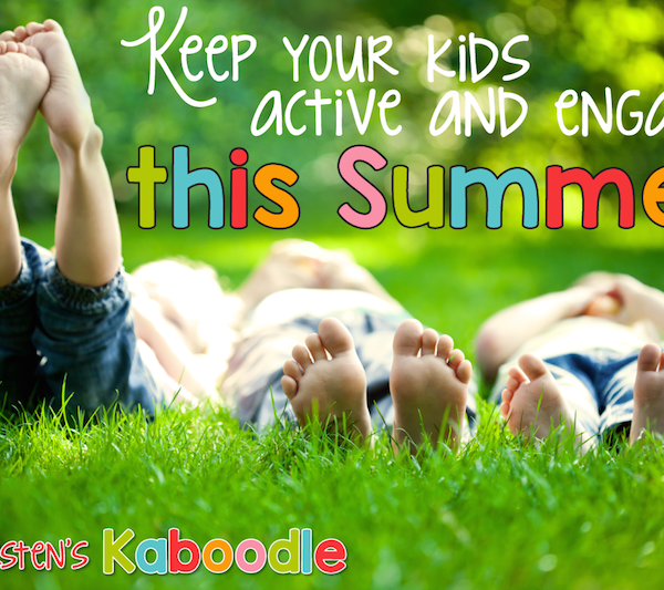Are you looking for ways to keep your kids busy, active, and engaged this summer? Here are some practical tips for helping your kids steer clear of boredom and have some extra summer fun!