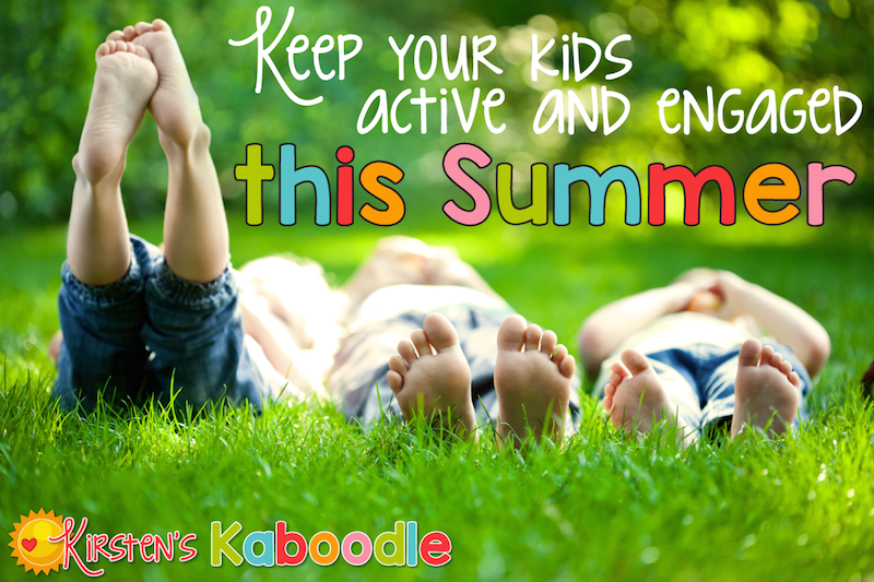 Tips for Keeping Your Kids Active and Engaged During the Summer