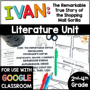 Ivan The Remarkable True Story of the Shopping Mall Gorilla COVER