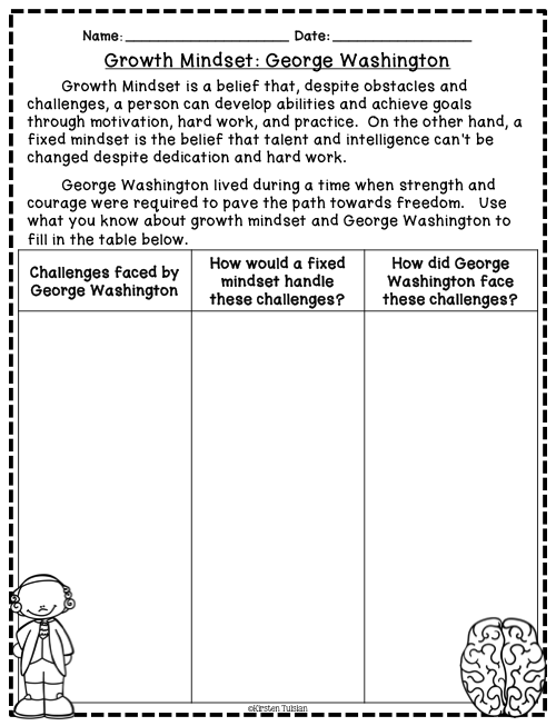 I am George Washington by Brad Meltzer Literature Activities