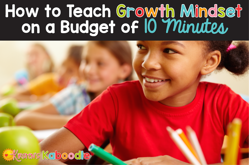 Are you stuck and wondering how to teach growth mindset in your classroom? Are you searching for growth mindset ideas and activities to share with your students? Are you desperate for ideas about how to make growth mindset part of your classroom culture and climate? Check out these easy to implement ideas!