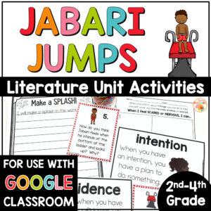 Jabari Jumps Activities COVER