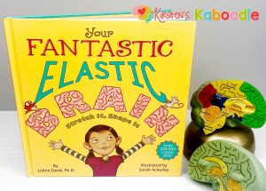 Your Fantastic Elastic Brain is the first book I would to teach your students about growth mindset and fixed mindset.