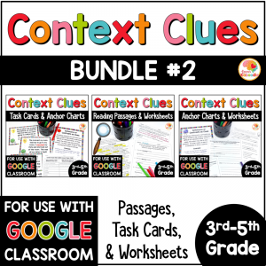 Context Clues BUNDLE 2 COVER