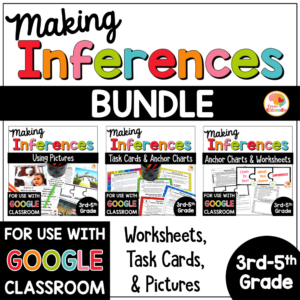 Making Inferences BUNDLE COVER