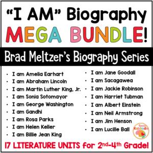 I am BUNDLE Brad Meltzer COVER