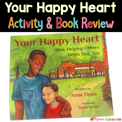 Your Happy Heart Activity and Book Review