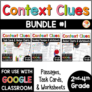 Context Clues Bundle 1 COVER