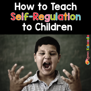 Teach students about managing their emotions with 5 steps to self-regulation