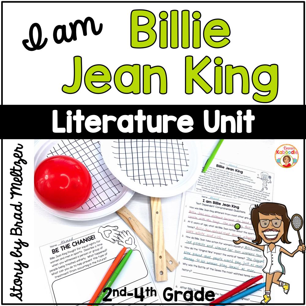 I am Billie Jean King