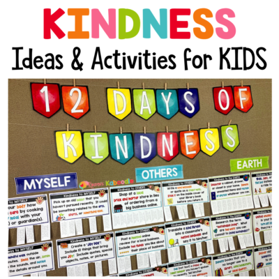 Kindness Ideas for Kids
