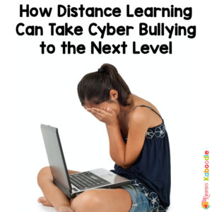 Distance Learning and Cyber Bullying